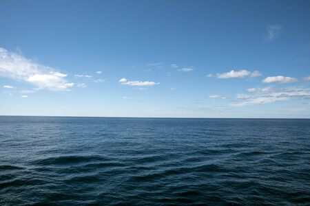 blue sky and sea Archivio Fotografico
