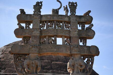 Sanchi Stupas, India