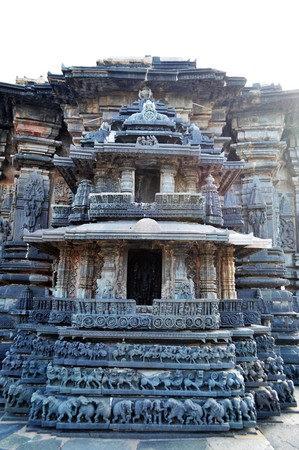 Chennakeshava Temple, Belur, Karnataka, India Stock Photo - 87719846