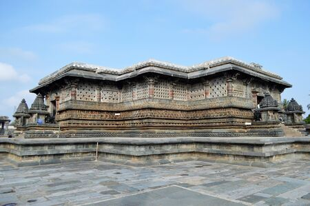 Chennakeshava Temple, Belur, Karnataka, India Stock Photo - 87587393