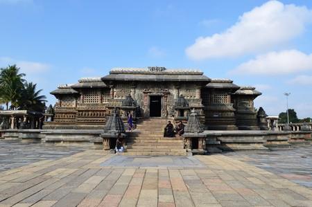 Chennakeshava Temple, Belur, Karnataka, India Stock Photo - 87719875