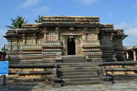 karnataka: Chennakeshava Temple, Belur, Karnataka, India