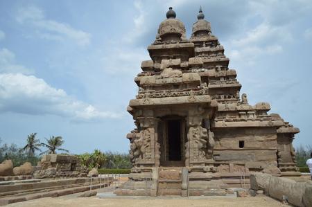 Shore Temple ,Mahabalipuram temples, Tamil Nadu India