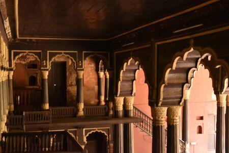 Tipu Sultans Summer Palace, Bangalore, India
