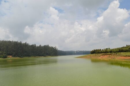 Pykara lake, Ooty, India