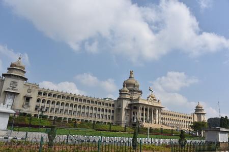 Vidhan Souda, Bangalore Stock Photo
