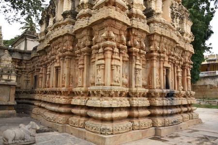 Someshwara temple, Kolar, Karnataka, India Stock Photo