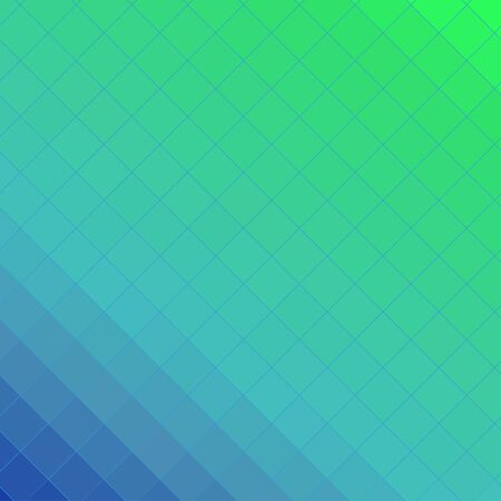 diamond background: Simple geometric diamond colored gradient vector background