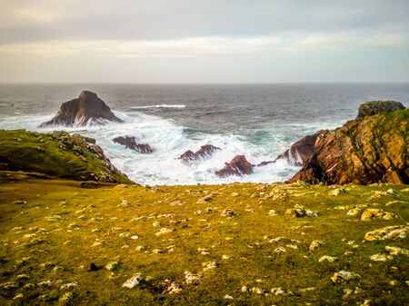 Tidal Forces and Cliffs, scenic view