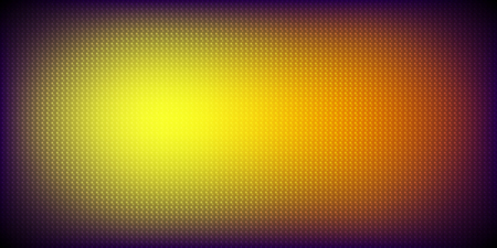 Vector background pattern for designers bright circles yellow and orange merge, beautiful gradient