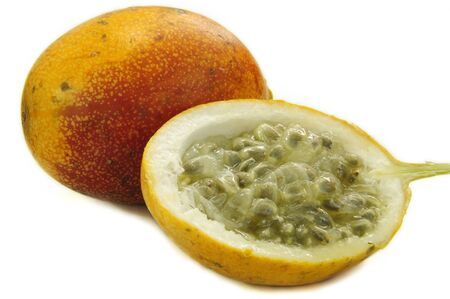 Granadilla fruit photo