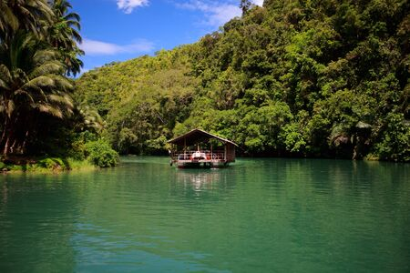 bohol: Exotic river cruise in Bohol Philippines