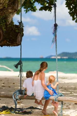 Family On Vacation photo