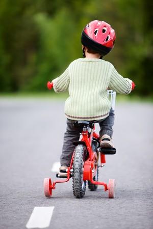 ni�os en bicicleta: Seguro de bicicleta