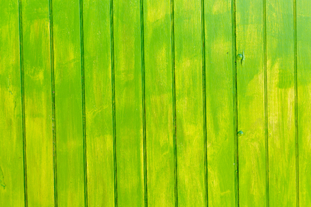 vivid: Aged painted wooden texture background of vivid green color