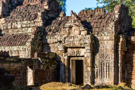 Angkor temple in Siem Reap in Cambodia