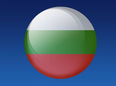 lapel: Bulgarian Flag
