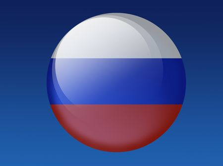 Flag The Union of russian federation