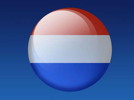 netherlands Flag Stock Photo - 6747851
