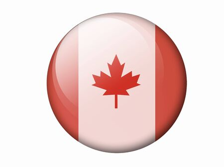 lapel: Canadian flag