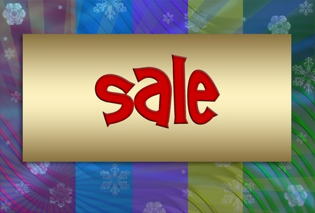 textural: sale. textural background With drawing elements Stock Photo