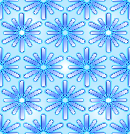 backgroud: Seamless abstract backgroud in blue Illustration