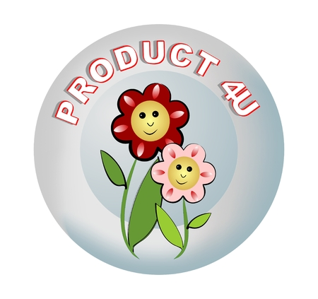 recommendations: Label product recommendations with beautiful laughing flowers
