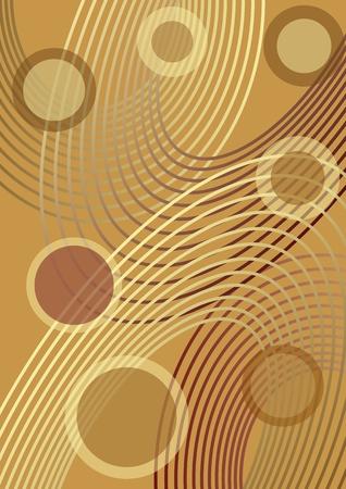 elipse: Vector de fondo elegante atentos hasta que est�n doradas, con elipse y c�rculos contorno, efecto de transparencia