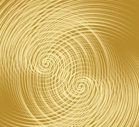 golden texture: Golden texture with overlapping fine spiral shapes, decorative metallic texture