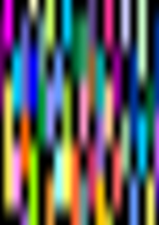 Colorful psychedelic blurry background