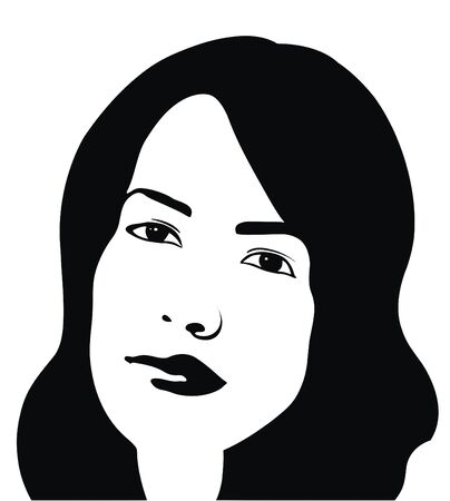 schöne Frau Porträt