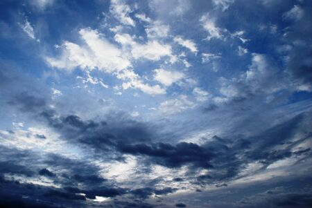 beautiful clouds Stock Photo - 5974158
