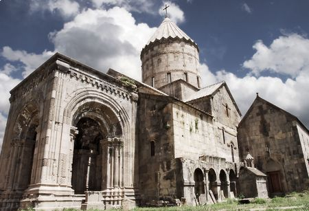 old medieval church Stock Photo - 5974164