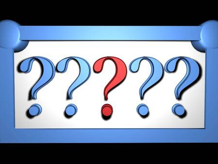 Question Stock Photo - 4062076