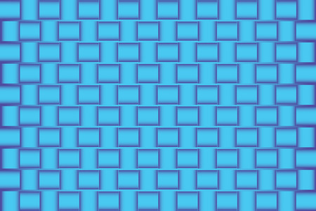 3d blue abstract Pattern background Illustration