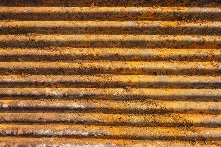 zinc: rusty zinc grunge background