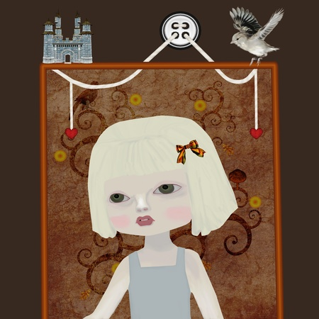 unearth: Little girl