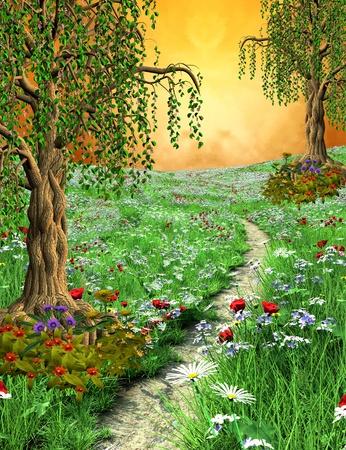 flowery: Verano v�a