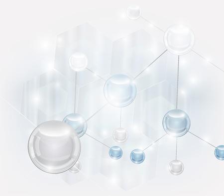 molecula: Resumen de vectores de cient�ficos con la mol�cula Vectores