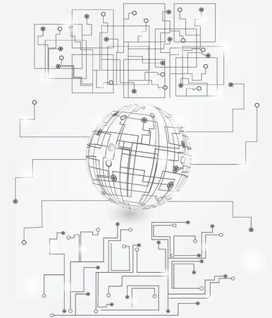 circuits  Vector