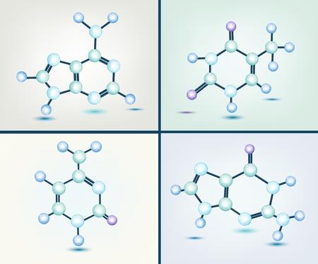 enlaces quimicos: ADN mol�cula