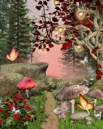 Natura incantata serie - via magica