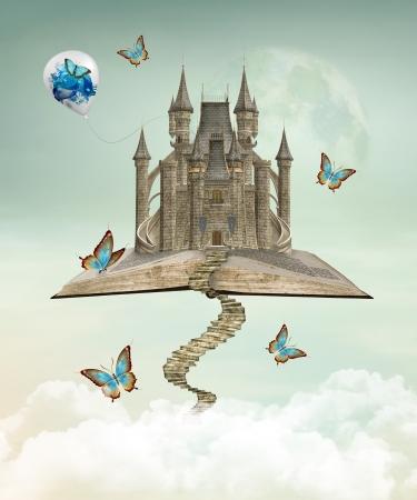 tales: Fairy tale  Stock Photo