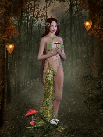 Dryad photo