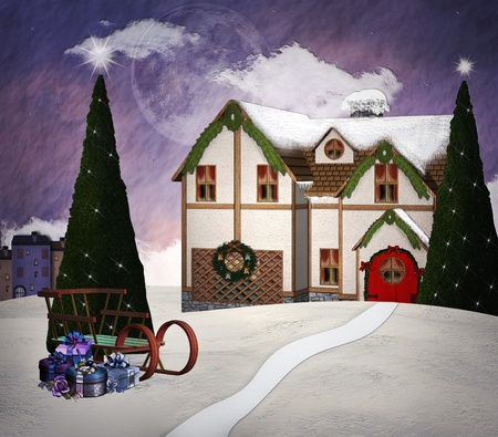 chalet: Winter Village