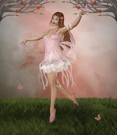 Spring dance photo