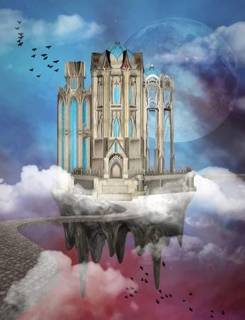 arcs: Fantasy palace