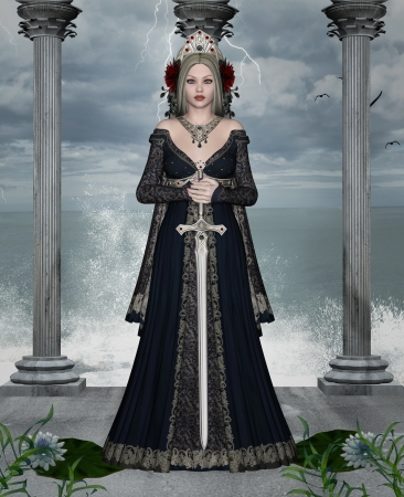 excalibur: Lady of the lake