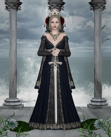 myth: Lady of the lake