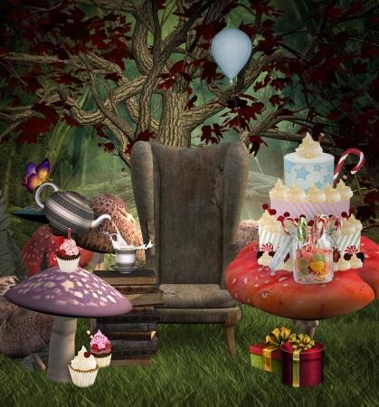 sweets: Midsummer night dream series - Summer birthday